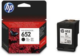 Tusz HP F6V25AE (652), 360 stron, black (czarny)