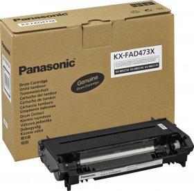 Bęben Panasonic KX-FAD473X (KX-FAD473X), 10 000 stron, black (czarny)