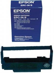 Kaseta Epson ERC-38B, 3 mln znaków, black (czarny)