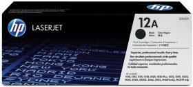Toner HP 12A (Q2612A), 2000 stron, black (czarny)