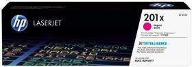 Toner HP 201X (CF403X), 2300 stron, magenta (purpurowy)