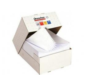 Papier Drescher, składanka, 1+0 70g, 360x12x1/70