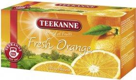 Herbata owocowa w kopertach Teekanne Fresh Orange, pomarańcza, 20 sztuk x 2.5g