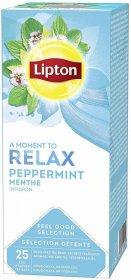 Herbata ziołowa w kopertach Lipton Classic, Peppermint (mięta pieprzowa), 25 sztuk