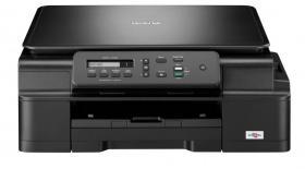 Urządzenie wielofunkcyjne Brother DCP-J100, ze skanerem, drukarką, kopiarką, kolor