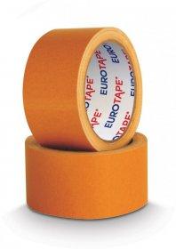Taśma dwustronna wzmocniona Dalpo Euro-Tape, na tkaninie, 50mm x 25m