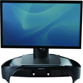 Podstawa pod monitor Fellowes Plus Smart Suites, 103x478x330mm, czarny
