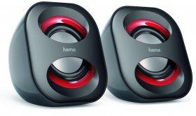 Głośniki Hama Sonic Mobil 183, czarny