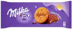Ciastka Milka Choco Grain, 126g