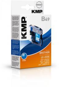 Tusz KMP B49 (LC-223C), 6ml, cyan (błękitny)