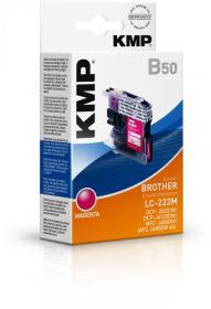 Tusz KMP B50 (LC-223M), 6ml, magenta (purpurowy)