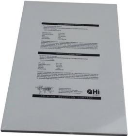 Papier termoczuły HiPAPER-A4, do drukarki Pocket Jet, zamiennik PAC411, A4, 100 arkuszy