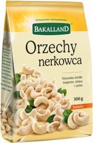 Orzechy nerkowca Bakalland, 300g