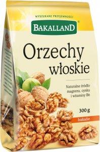 Orzechy włoskie Bakalland, 300g