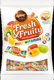 Galaretki Wawel Fresh&Fruity, multiwitamina, 1kg