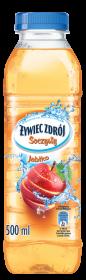 Woda smakowa niegazowana Żywiec Zdrój Soczysty, jabłkowy, 0.5l
