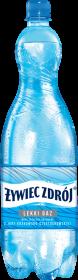 Woda lekko gazowana Żywiec Zdrój, 1.5l
