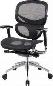 Krzesło obrotowe Realspace Pro Dakar, czarny
