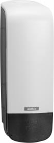 Dozownik do mydła w płynie i w pianie Katrin Inclusive, 29.1x10x13cm, 1000ml, biały