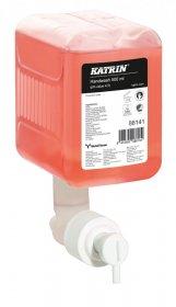 Mydło w płynie Katrin, do dozownika DM32/DM34, zapach świeżości, 500ml, 12 sztuk