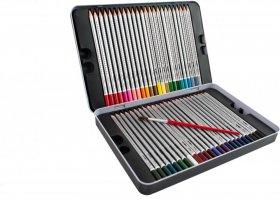 Kredki akwarelowe Scool, 48 kolorów