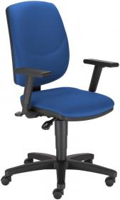 Krzesło obrotowe Nowy Styl Raven R BN6016, granatowy