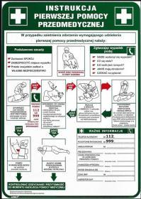 Tabliczka informacyjna Mag-Dar, Z-IB13-P,