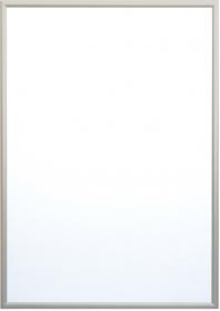 Ramka aluminiowa Raw-West, A4, 21x29.7cm, srebrny