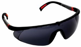 Okulary ochronne Worksafe Hawk Eye Procurator, szary