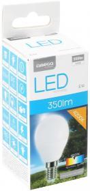Żarówka Led Omega Comfort, 4W, E14, naturalny, biały