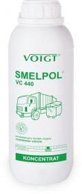 Środek myjący Voigt VC-440 Smelpol, antybakteryjny, neutralizujący odór, cytrynowy, 1l