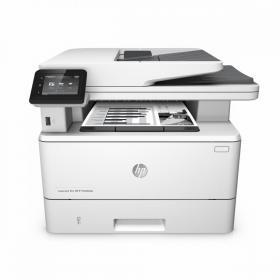Urządzenie wielofunkcyjne laserowe HP LaserJet Pro M426fdn, ze skanerem, drukarką, kopiarką, faxem, mono