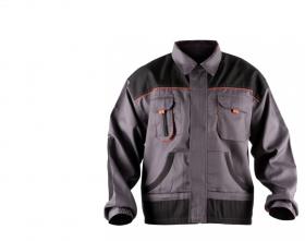 Bluza Fridrich&Fridrich, rozmiar 50, szaro-czarny