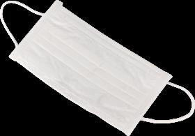 Maseczka higieniczna Prosave Jobfood 3 PLY, 1 sztuka, biały (c)