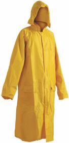 Płaszcz przeciwdeszczowy Reis PPNP, rozmiar XXXL, żółty
