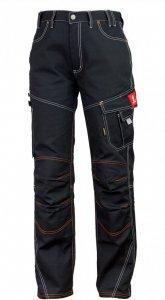 Spodnie do pasa Urgent, gramatura 315g, rozmiar 62, czarny