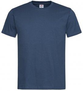 T-shirt Stedman,  gramatura 155g, rozmiar XL, granatowy