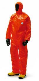 Kombinezon Dräger Protect Plus TF, rozmiar XXL, pomarańczowy
