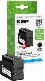 Tusz KMP H104, 932XL (CN053AE), 1200 stron, 45 ml, black (czarny)