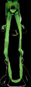 Szelki bezpieczeństwa Reis, OUP-KRM-FBH-B, zielony