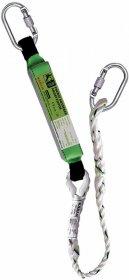 Amortyzator bezpieczeństwa Reis, OUP-KRM-EARL-B, 1.5m, zielony