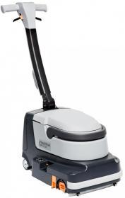 Automat szorująco-zbierający Nilfisk SC250, bezprzewodowy, szaro-czarny