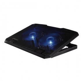 Podstawa chłodząca pod notebooka Hama Black, czarny