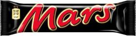 Baton Mars, czekoladowy z nugatem i karmelem, 47g