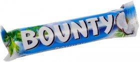 Baton Bounty, 57g, kokosowy w czekoladzie