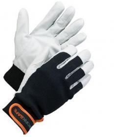 Rękawice ochronne Procurator Worksafe A15-113, rozmiar 9, biało-czarny