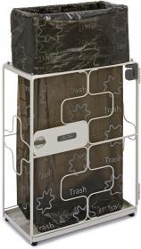 Pojemnik do segregacji odpadów Janibell XOB M450 (bez klapy), 87l, szary