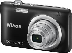 Aparat cyfrowy Nikon, Coolpix A100, czarny