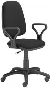 Krzesło obrotowe Nowy Styl Antara/Estera C11, czarny