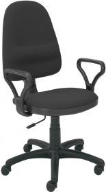 Krzesło obrotowe Nowy Styl Bravo C11, profil GTP, czarny